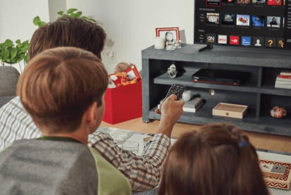 DISH   Hopper 3   Amazon Alexa   Google Assistant   Voice Remote with Google Assistant   TV